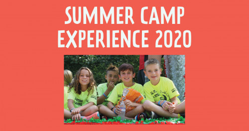 Summer Camp Experience 2020 Starts July 6!